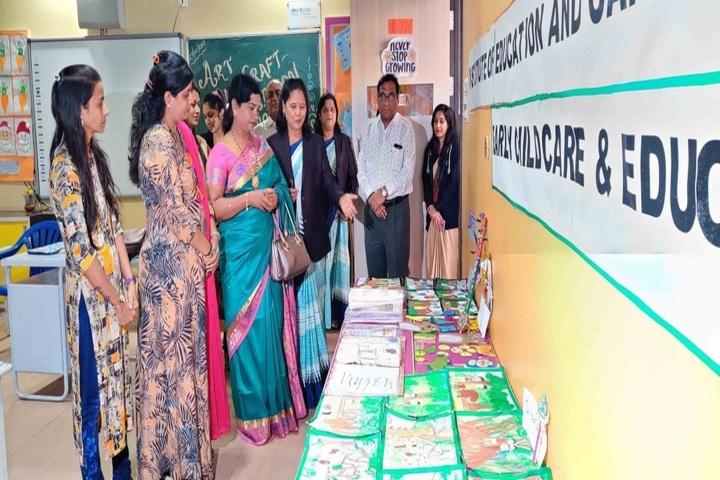 Acharya Shree Vijay Vallabh School-Art Exhibition