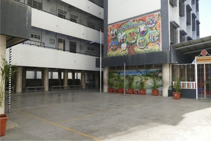 Acharya Shree Vijay Vallabh School-Campus View