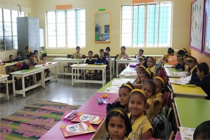 Acharya Shree Vijay Vallabh School-Classroom
