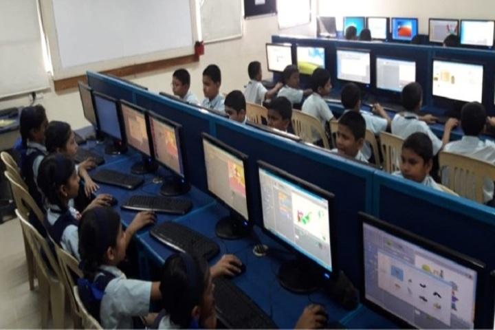 Acharya Shree Vijay Vallabh School-Computer Lab