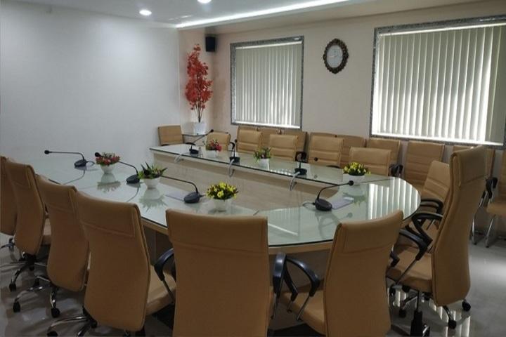 Acharya Shree Vijay Vallabh School-Conference Room