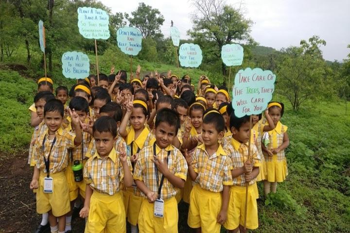 Acharya Shree Vijay Vallabh School-Field Trip