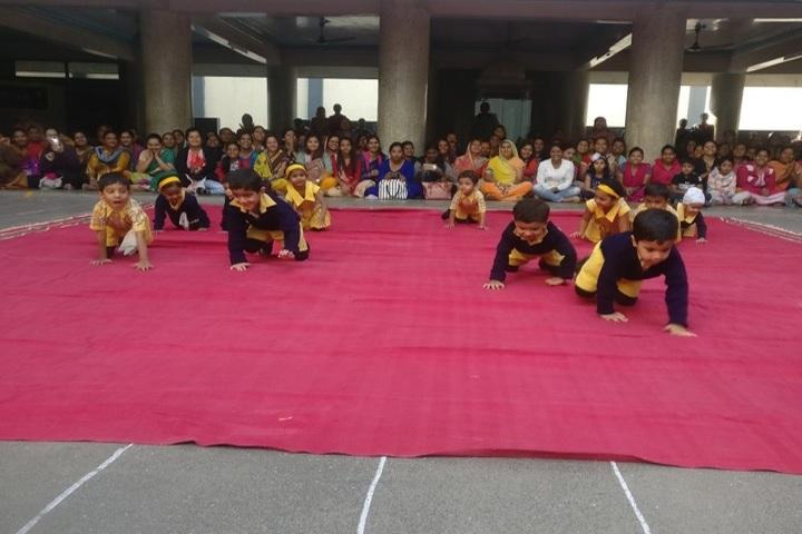 Acharya Shree Vijay Vallabh School-Sports Day