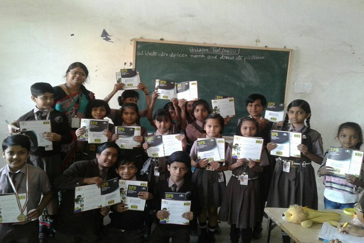 Hariram Gattani Memorial Jay Bharat English Medium School-Kids