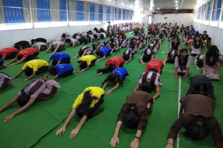 Hariram Gattani Memorial Jay Bharat English Medium School-Yoga