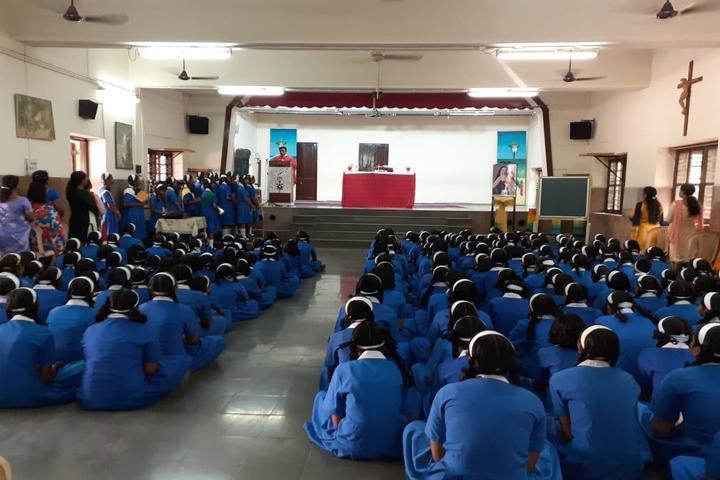 St Josephs Convent Girls High School-Auditorium