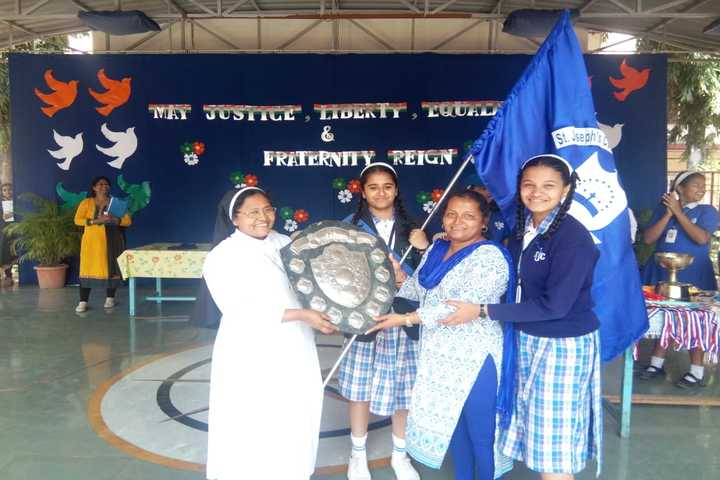 St Josephs Convent Girls High School-Awards