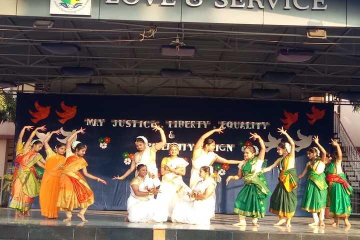 St Josephs Convent Girls High School-Culturals