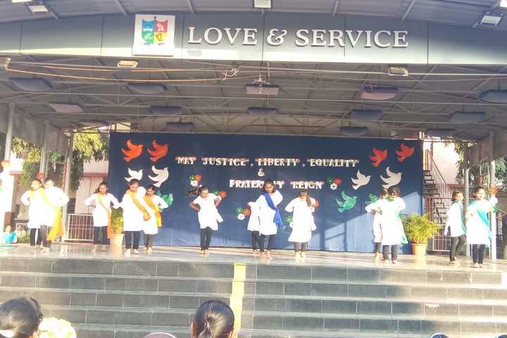 St Josephs Convent Girls High School-Dance