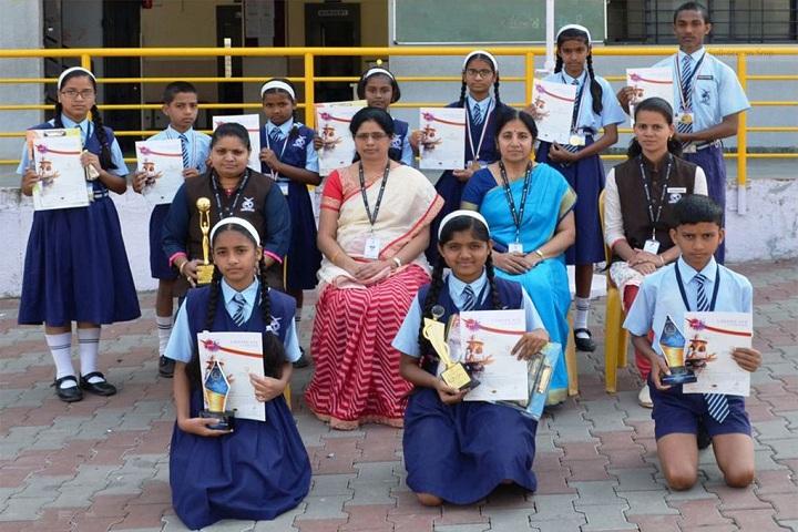 Unique English Medium School and Junior College-Awards