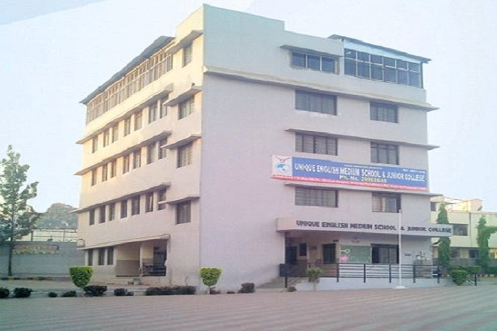 Unique English Medium School and Junior College-Campus
