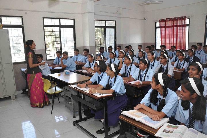 Unique English Medium School and Junior College-Classroom