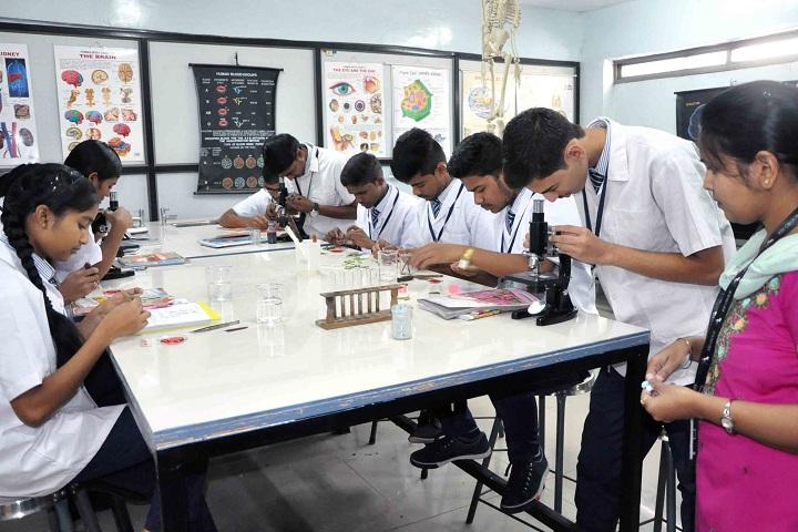 Unique English Medium School and Junior College-Physics-Lab