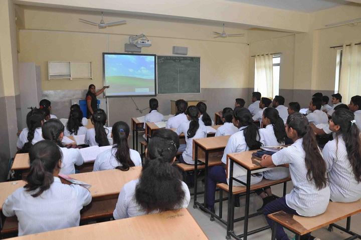 Unique English Medium School and Junior College-Smart Class