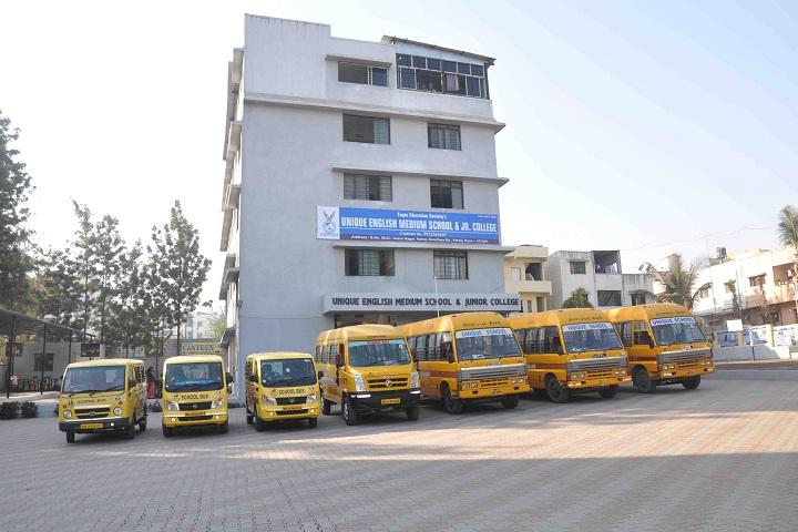 Unique English Medium School and Junior College-Transport