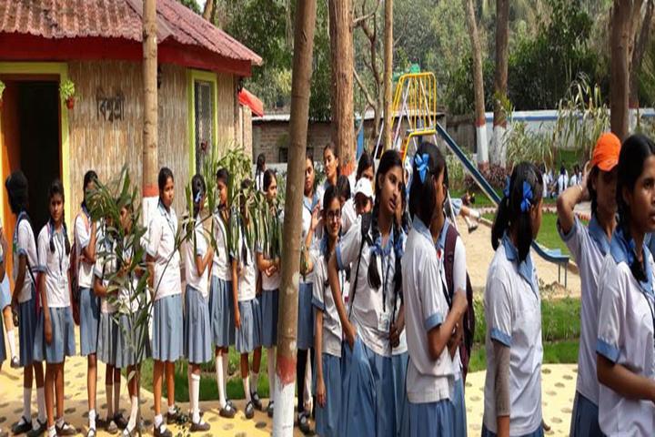 Beltala Girls High School-Excursion