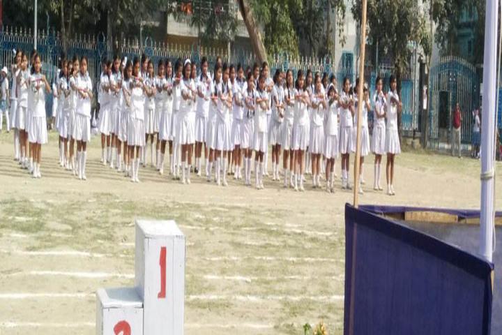 Beltala Girls High School-Sports Day
