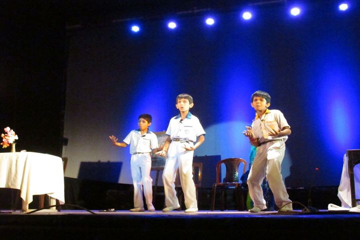 Hartley Higher Secondary School-Drama