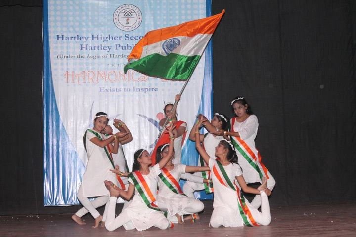 Hartley Higher Secondary School-Independence Day