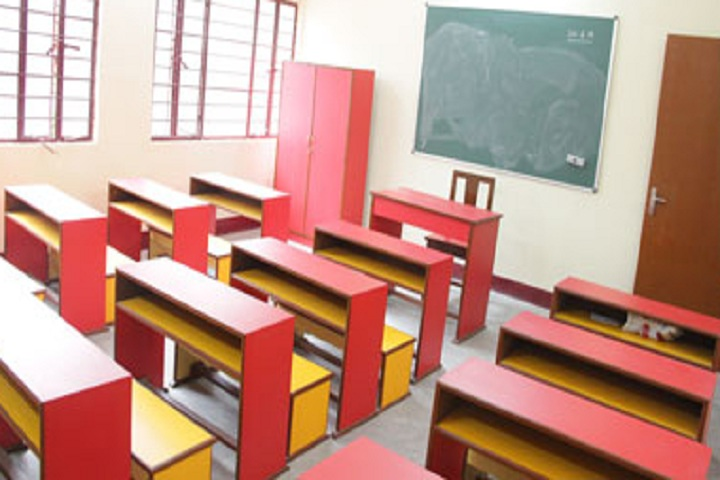 Hartley Higher Secondary School-Class Room