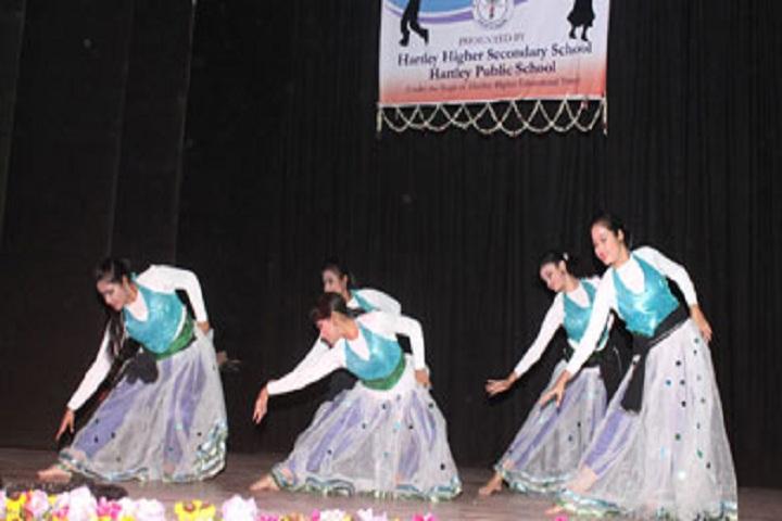 Hartley Higher Secondary School-Dance