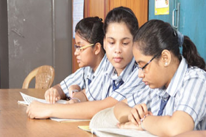 Hartley Higher Secondary School-Library