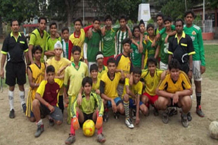 Hartley Higher Secondary School-Sports Team