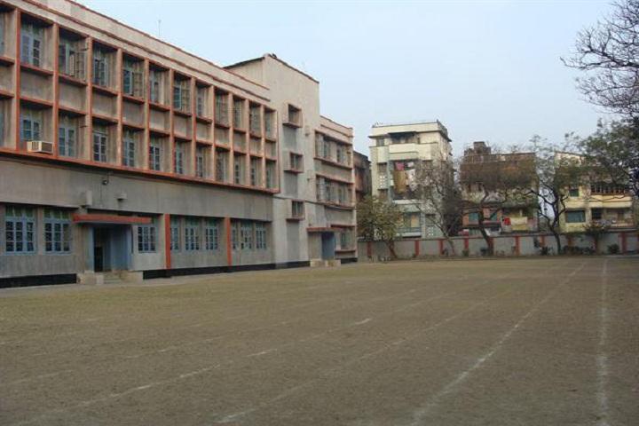 Holy Child Girls High School-Play Ground