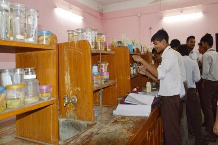 Johhpur Park Boys High School-Chemistry lab