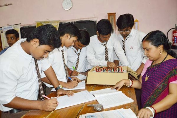 Johhpur Park Boys High School-Physics Lab