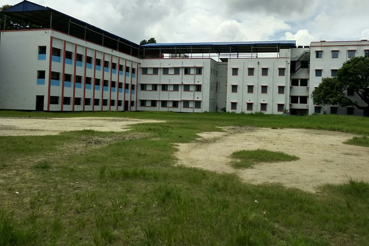 Johhpur Park Boys High School-Play Ground