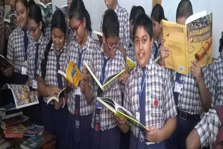 The New Horizon School-Reading Activity