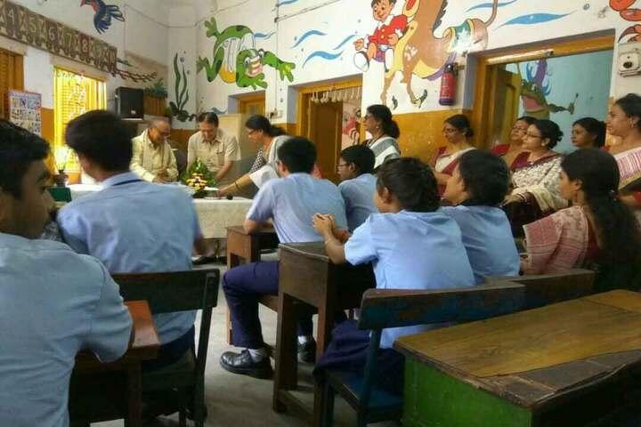 The New Horizon School-Seminar