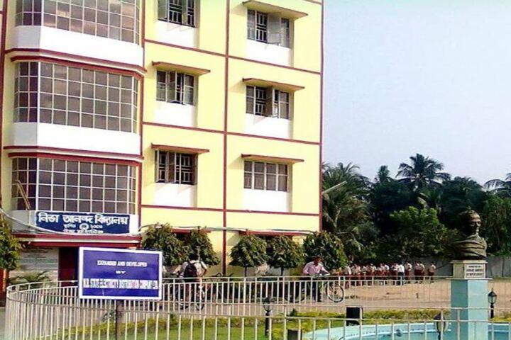 Niva Ananda Vidyalaya-Campus Building