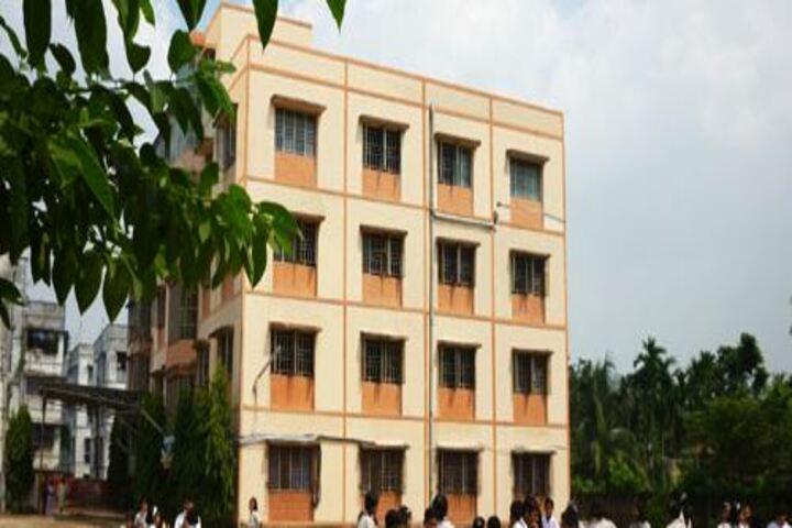 Niva Ananda Vidyalaya-Campus View