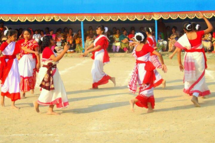Niva Ananda Vidyalaya-Dance
