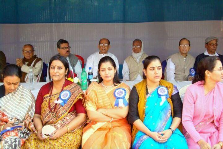 Niva Ananda Vidyalaya-Judges