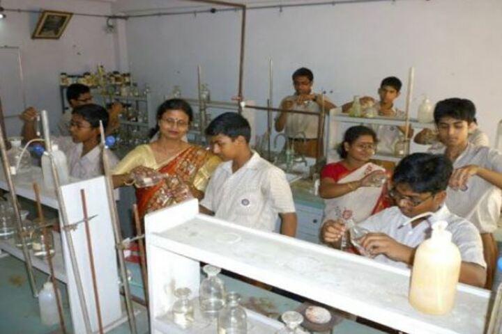Niva Ananda Vidyalaya-Science Lab