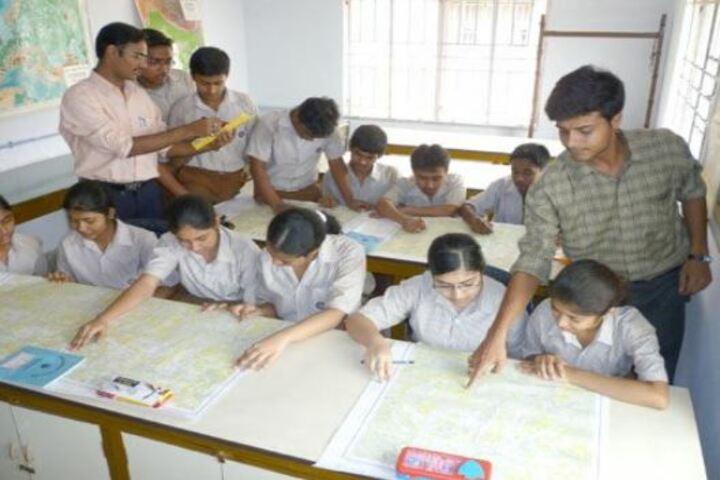 Niva Ananda Vidyalaya-Social Lab