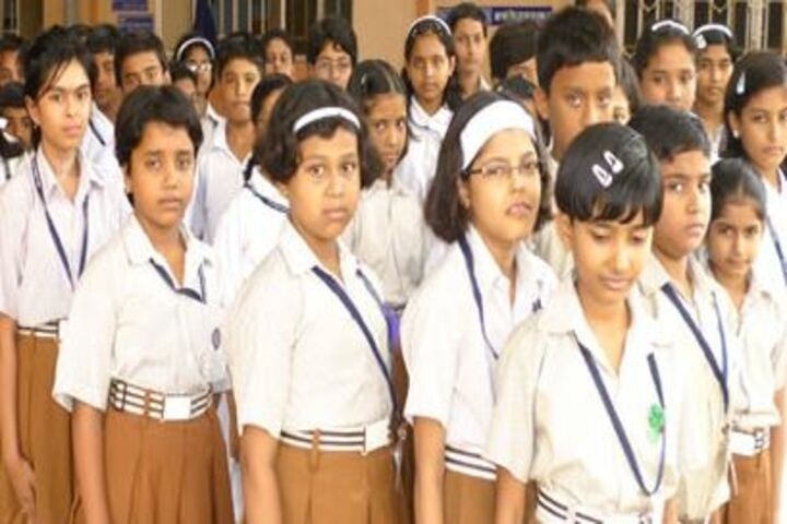 Niva Ananda Vidyalaya-Students