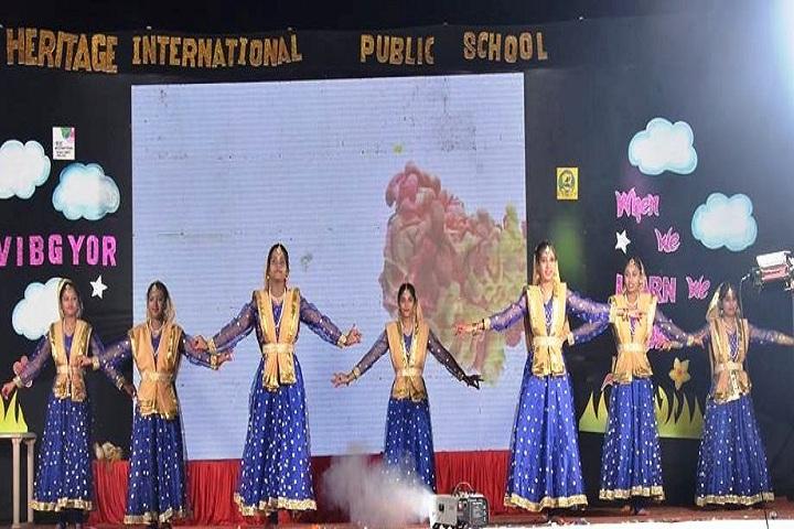 Heritage International Public School-Dance
