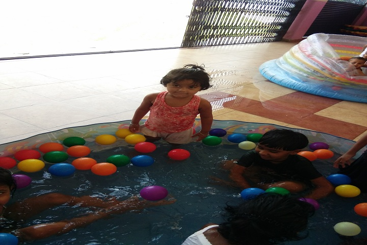 Heritage International Public School-Swimming