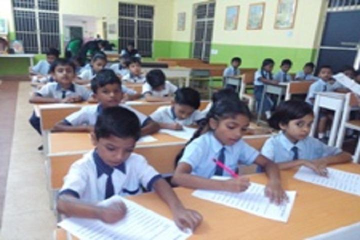 Heritage International Public School-Classroom