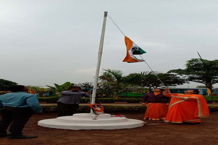 Heritage International Public School-Flag-Hosting