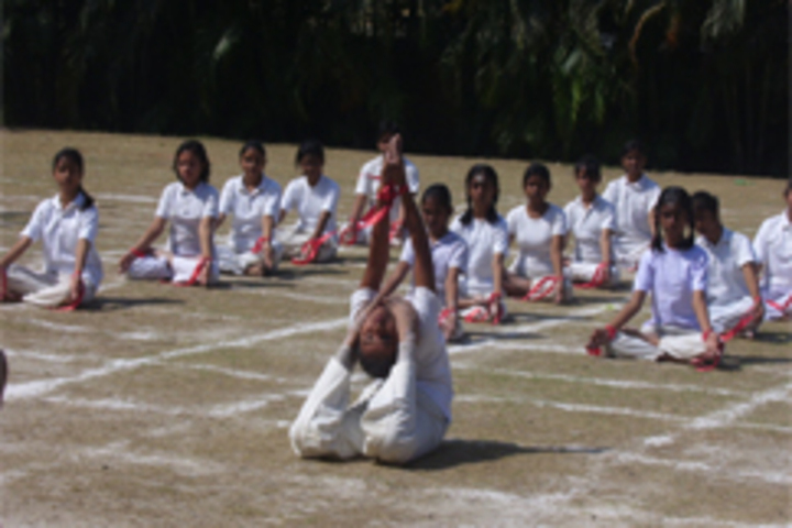 Silver Point School-Yoga