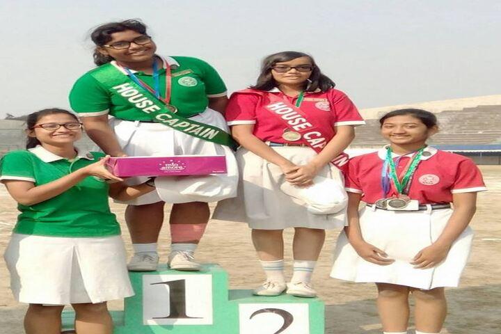 St Johns Diocesan Girls Higher Secondary School-Achievement