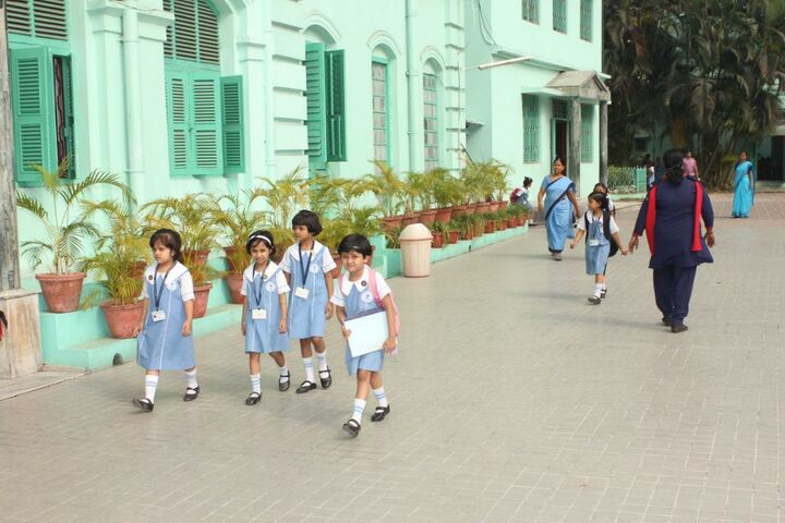 St Johns Diocesan Girls Higher Secondary School-Campus Area