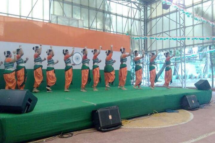 St Johns Diocesan Girls Higher Secondary School-Dance