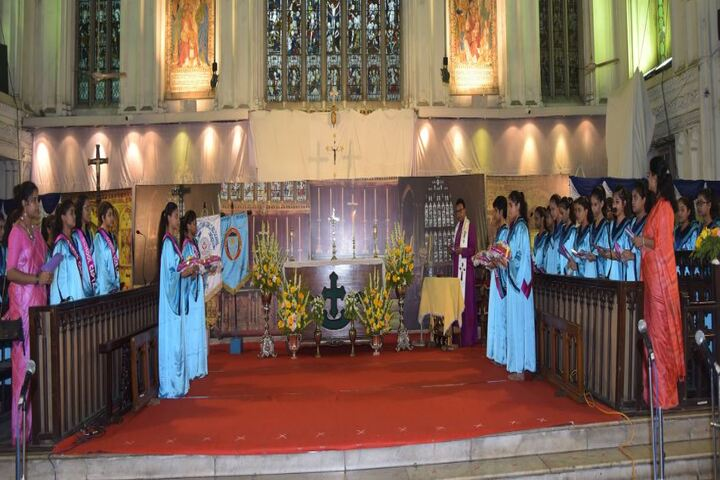 St Johns Diocesan Girls Higher Secondary School-Prayer