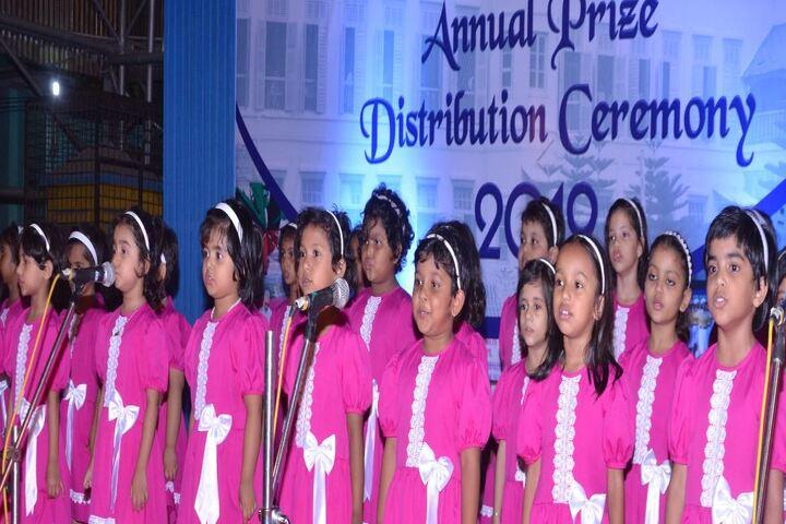St Johns Diocesan Girls Higher Secondary School-Singing